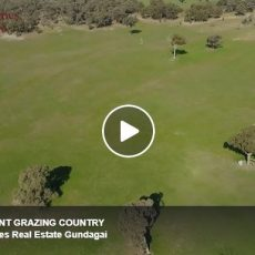 "Farmland Investment Australia – ""INMARNA"" EXCELLENT GRAZING COUNTRY 341 ha (842 acres), $1850 per acre."